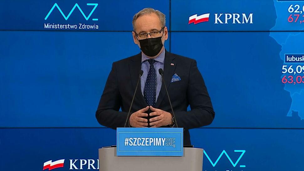 Raport WHO: Polska odnotowała w zeszłym tygodniu najwięcej zgonów w Europie