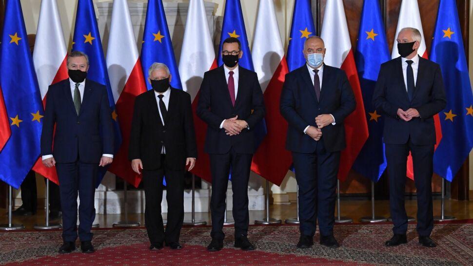 Premier przedstawił skład nowego rządu. Przemysław Czarnek ma być ministrem edukacji