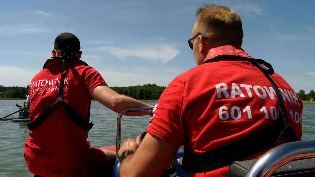 Od początku czerwca utonęło 85 osób. O czym należy pamiętać nad wodą?