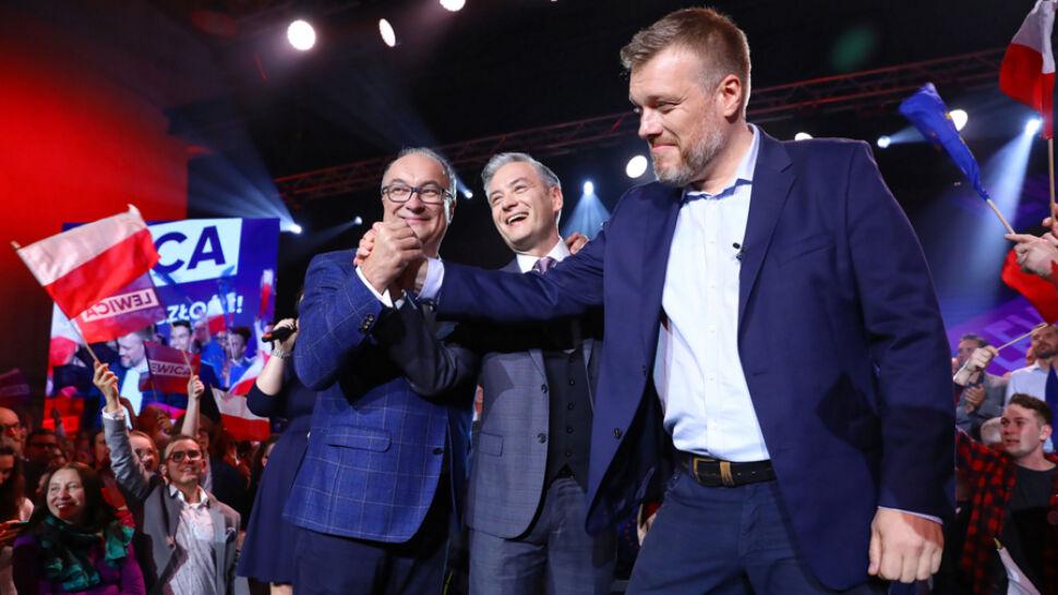 """""""Razem wróciliśmy do Sejmu"""". Padają pytania o dalszą jedność Lewicy"""
