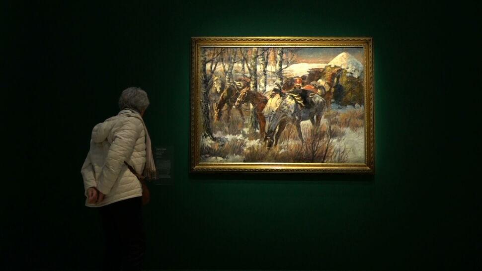 """""""Zobrazować ducha narodu"""". Wyjątkowa wystawa polskich obrazów we Francji"""