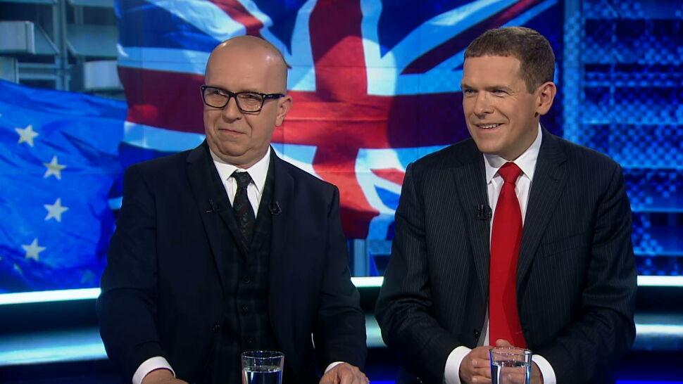 Nowak: to porozumienie forsuje jeszcze twardszy brexit niż umowa May