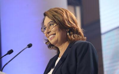 Małgorzata Kidawa-Błońska z najlepszym wynikiem w sondażu wśród potencjalnych kandydatów opozycji na prezydenta