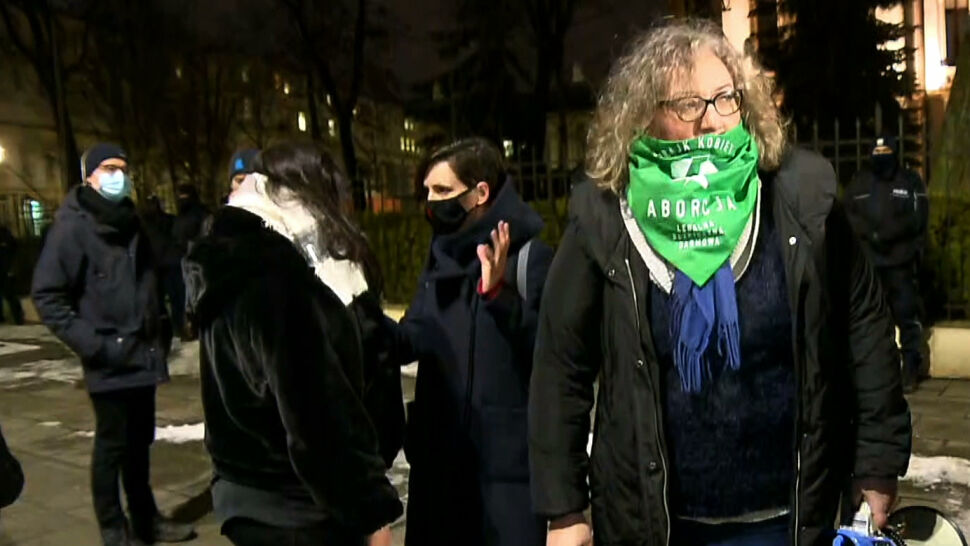 Liderki Ogólnopolskiego Strajku Kobiet staną przed sądem, jest akt oskarżenia