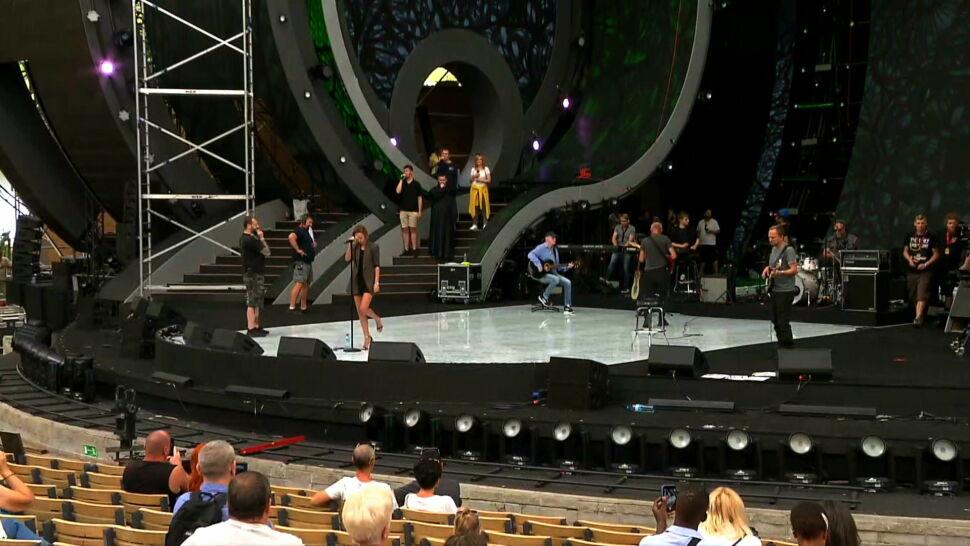 Opera Leśna już gotowa na Top of the Top Sopot Festival