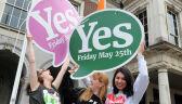 Irlandczycy za liberalizacją prawa do aborcji. Premier: to historyczny dzień