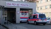 14-miesięczna dziewczynka zmarła w szpitalu. Nie była szczepiona