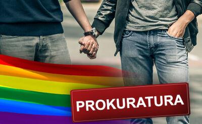 """Prokuratura pyta o pary homoseksualne. """"Może nasza władza chce nam ułatwić życie?"""""""