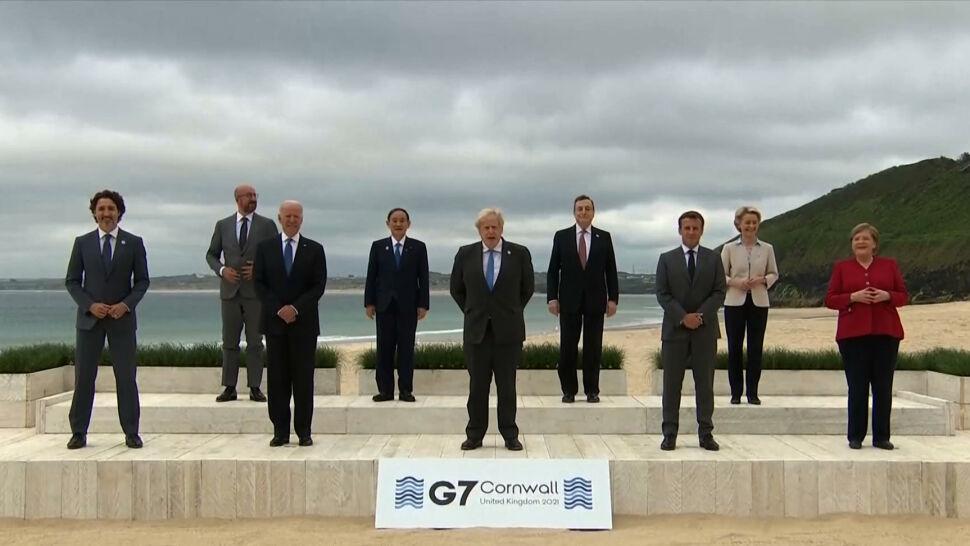 Rozpoczął się szczyt G7. Jednym z tematów jest dystrybucja szczepionek na COVID-19