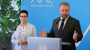Health minister: medicine supplies are already in Poland