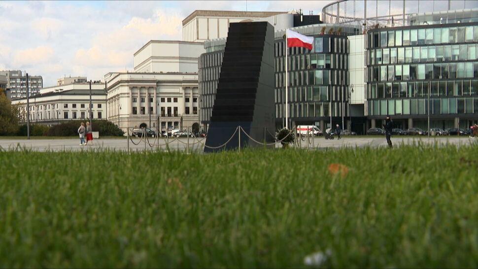 Lotna Brygada Opozycji z zakazem zbliżania się do placu Piłsudskiego