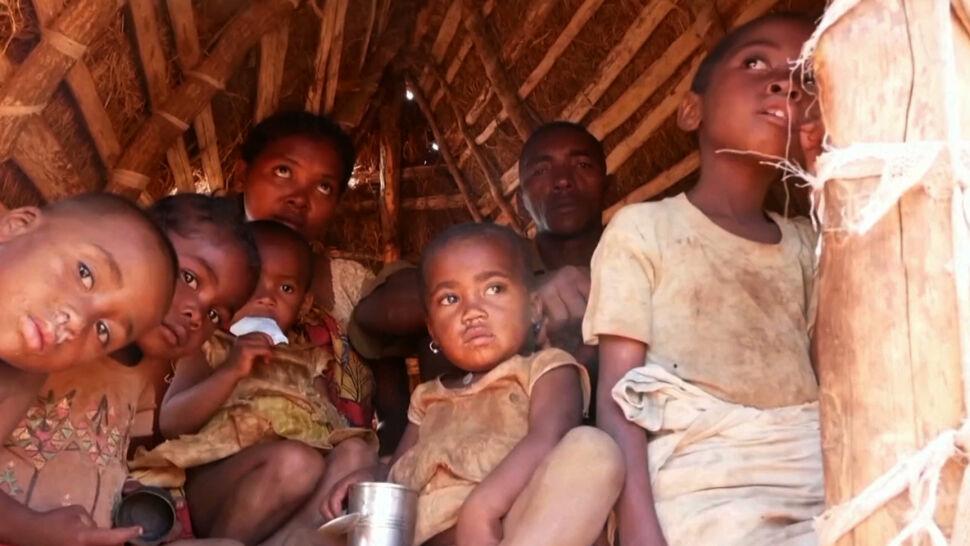 Madagaskar: kilkuletnia susza powodem niedożywienia setek tysięcy ludzi