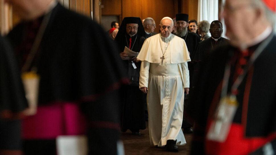 Drugi dzień szczytu w Watykanie. Franciszek przedstawił 21 postulatów