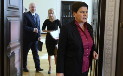 """Szydło na liście do PE, opozycja kpi. """"Nie poznałam jej ze strony proeuropejskiej"""""""