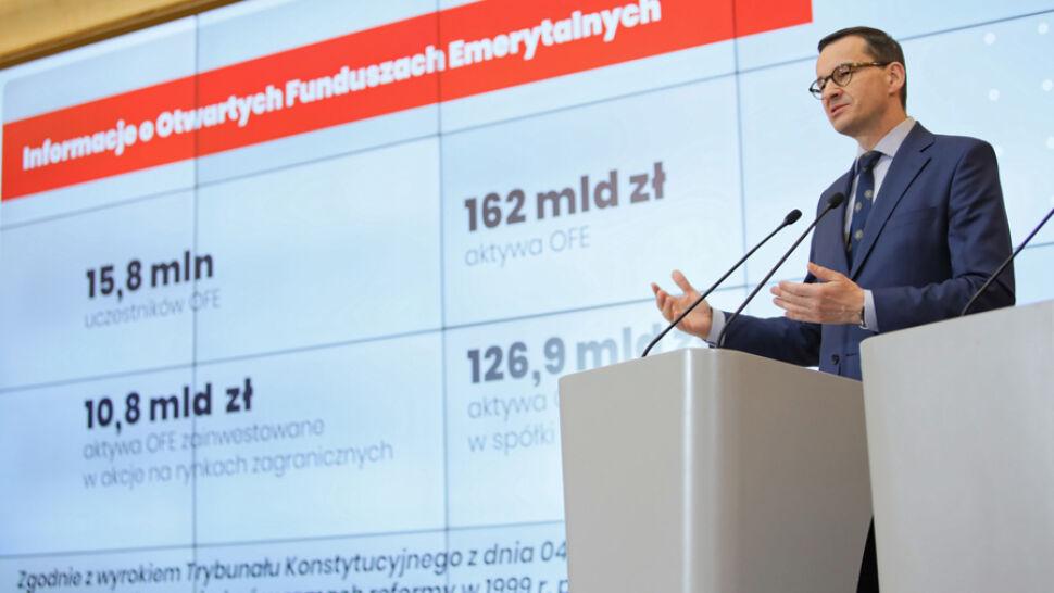 """""""Rząd w każdej sytuacji będzie na swoim"""". Ekonomiści o propozycjach Morawieckiego"""
