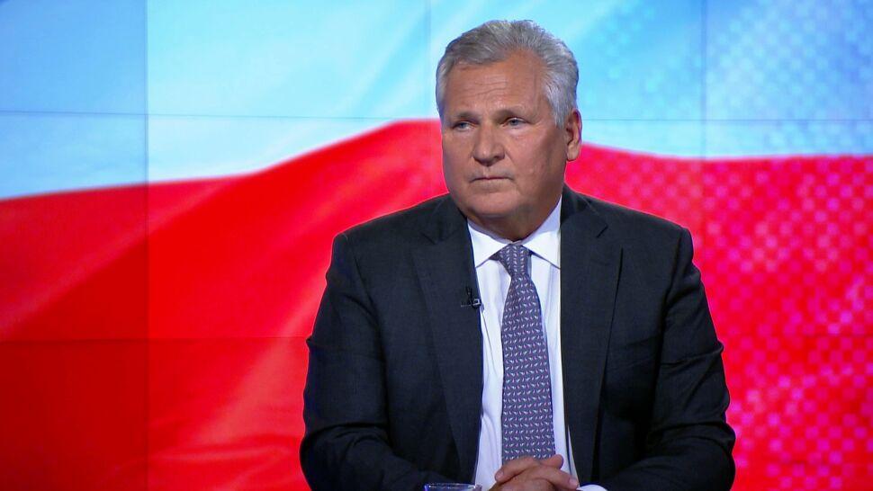Kwaśniewski o sporze rządu z Brukselą: myślę, że cierpliwości wystarczy obu stronom