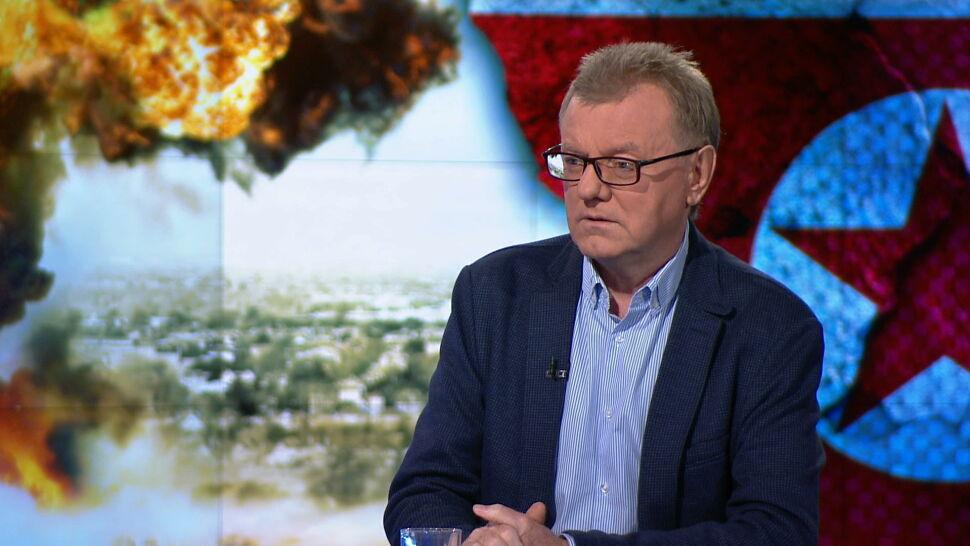 Prof. Dziak: Korea Północna jest na dobrej drodze, by być zagrożeniem globalnym