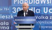 Kaczyński stawia diagnozę ojkofobii. Sędziowie oburzeni