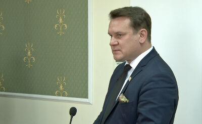 """Dominik Tarczyński ma przeprosić Bogdana Wentę. """"Będzie zażalenie"""""""