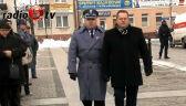 Radiowy występ komendanta Kołnierowicza. Ruch komendanta głównego