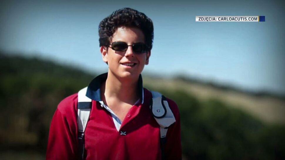 15-letni geniusz komputerowy z Włoch może zostać błogosławionym i ogłoszonym patronem internetu