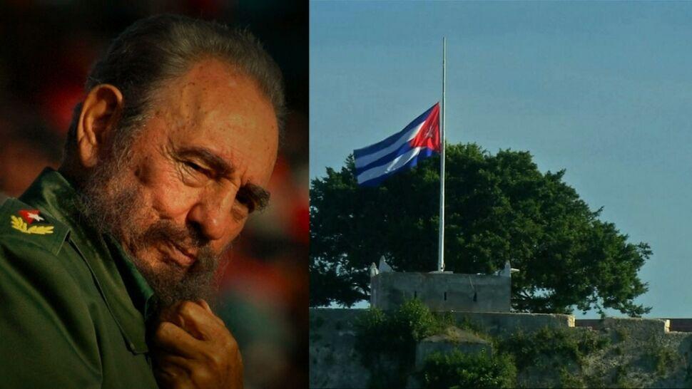 Dla jednych bohater, dla innych - zdrajca. Kubańczycy żegnają Fidela Castro