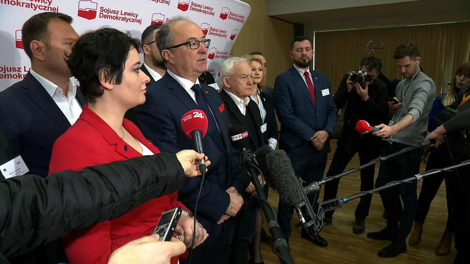 """SLD dołącza do Koalicji Europejskiej. """"Jesteśmy na początku drogi"""""""