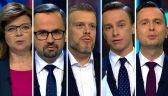 Obietnice, riposty i zarzuty. Komentarze po debacie w TVN24