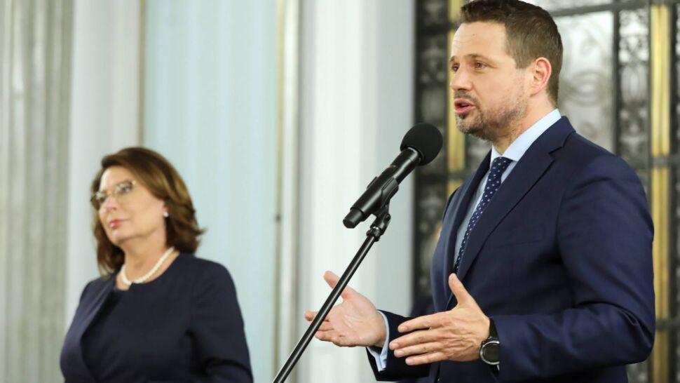 Rafał Trzaskowski nowym kandydatem Koalicji Obywatelskiej
