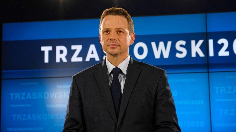17.05.2020   Trzaskowski składa pierwsze obietnice i uderza w Dudę