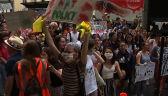 Młodzież na całym świecie protestowała przeciwko zmianom klimatycznym