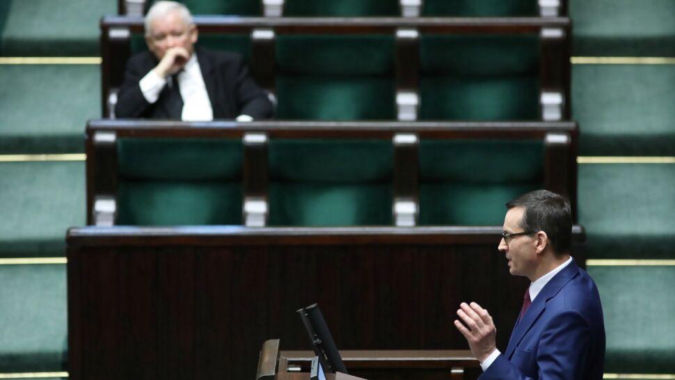 """Praca Sejmu w nadzwyczajnych warunkach. Posłowie zadecydują w sprawie """"tarczy antykryzysowej"""""""