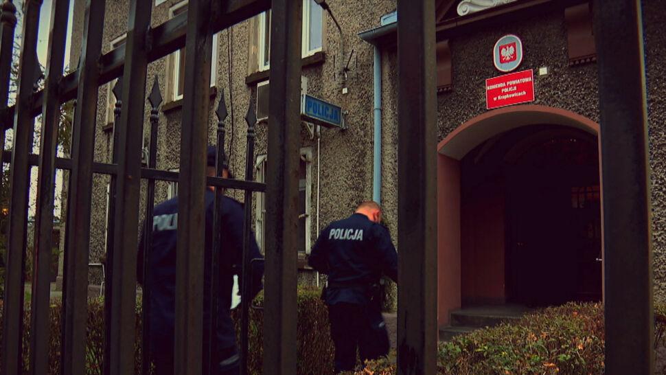 Komendant policji w Krapkowicach odwołany. To efekt interwencji u 14-latka?
