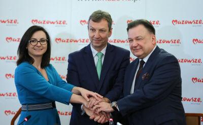 Mazowsze dla Koalicji Obywatelskiej i PSL. Struzik zostaje na kolejną kadencję