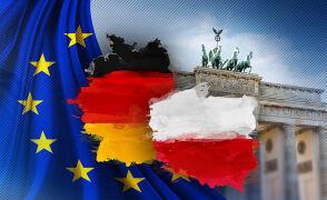 """Polsko-niemieckie relacje po wyborach. """"Merkel nie będzie nas ciągnąć za uszy"""""""
