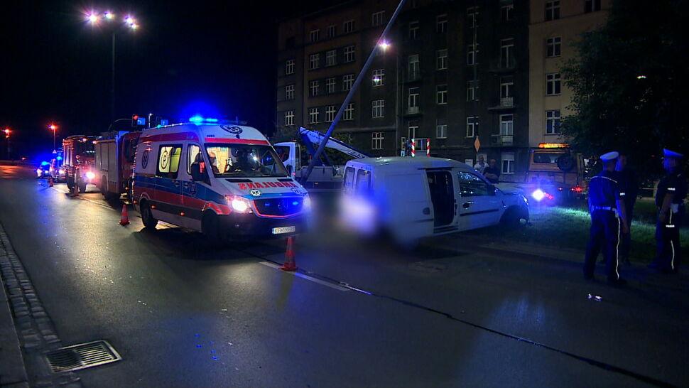 Beata Szydło spowodowała stłuczkę w Krakowie. Dostała mandat i punkty karne