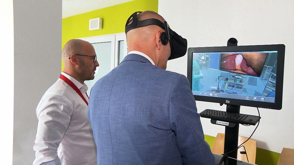 Wirtualne operacje w Centrum Zdrowia Dziecka. Rusza Ośrodek Symulacji Chirurgii Małoinwazyjnej