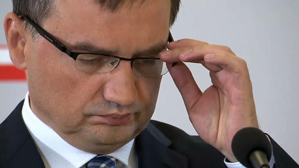 """Zbigniew Ziobro """"sędzią we własnej sprawie""""? Opozycja chce komisji śledczej"""