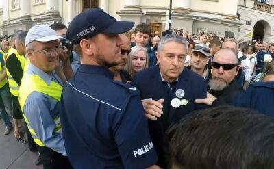 Frasyniuk zapowiada kolejny protest i pisze list otwarty z Wałęsą