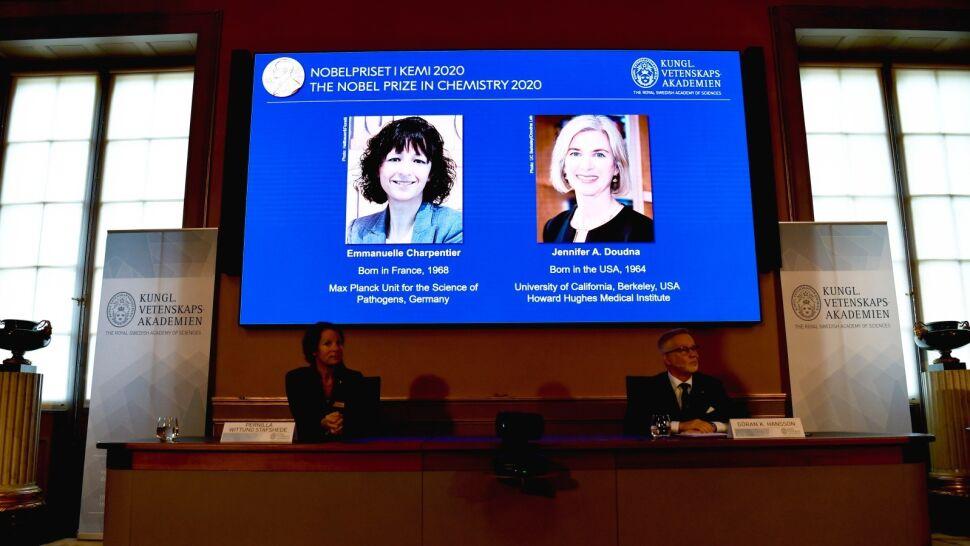 Amerykanka i Francuzka laureatkami Nagrody Nobla z chemii