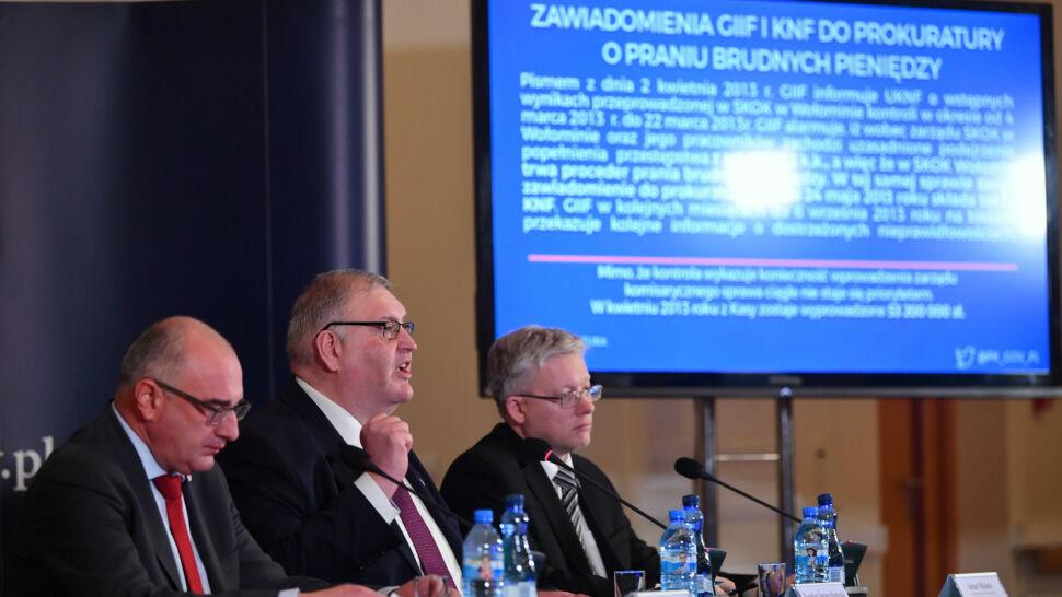 Nieoficjalnie: obrońca Kwaśniaka chce wyłączenia Ziobry i Święczkowskiego