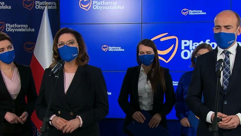 Platforma Obywatelska przedstawiła swoje stanowisko w sprawie aborcji