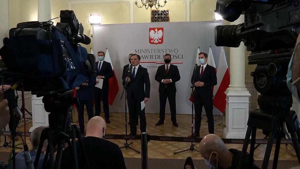 Kolejny spór w rządzie. Solidarna Polska przeciwna ratyfikacji unijnego funduszu