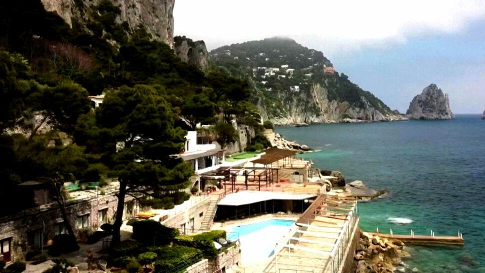 Capri przygotowuje się na przyjęcie pierwszych turystów