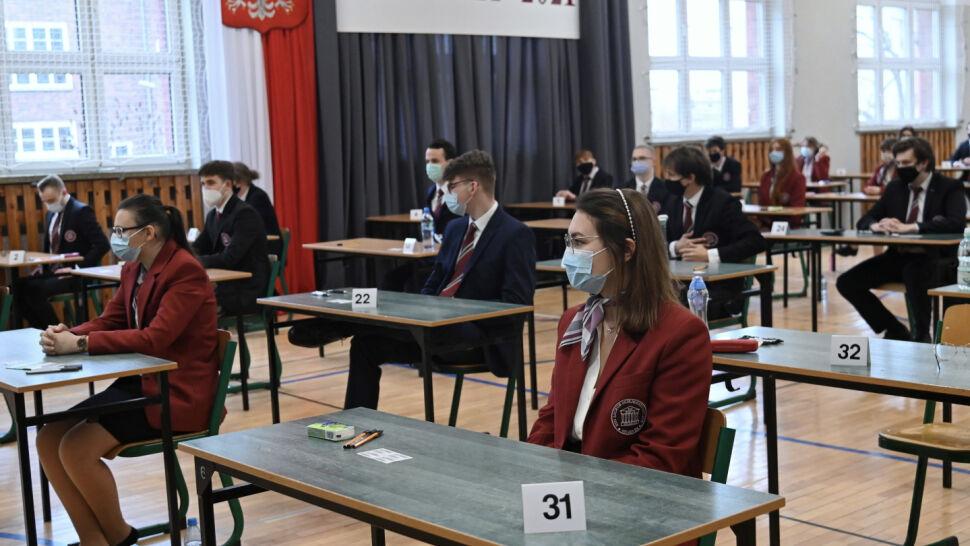 Maturzyści podeszli do egzaminu z języka polskiego