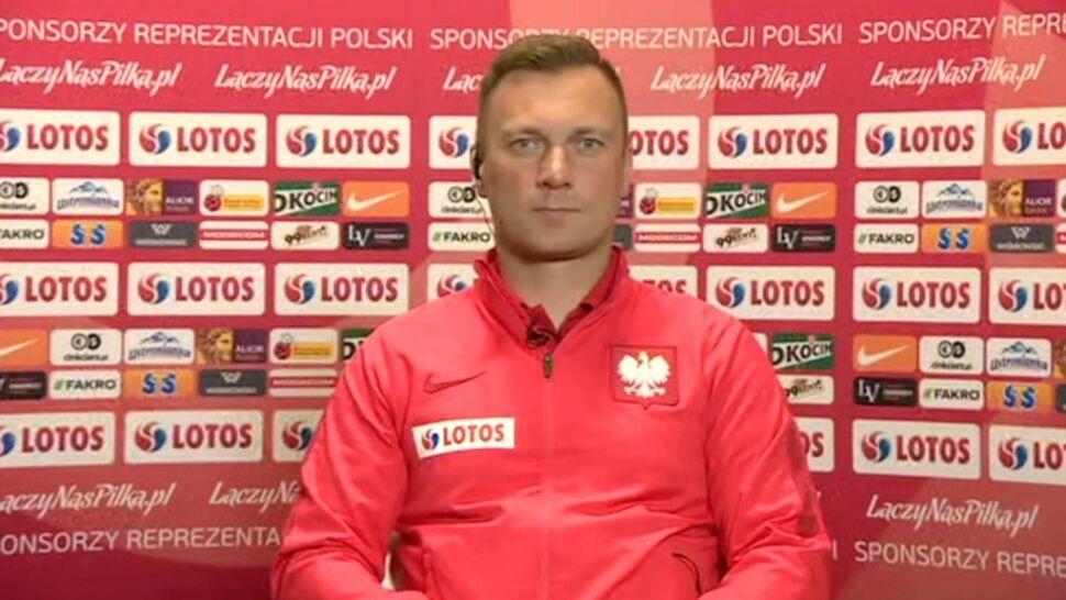 Rzecznik PZPN: we wtorek decyzja, czy Wojciech Szczęsny zagra w meczu z Niemcami