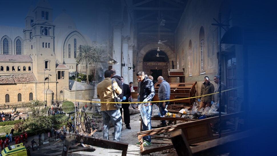 Bomby spadły na najstarszy w Afryce kościół z modlącymi się wiernymi w środku. 25 osób nie żyje