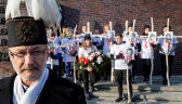 16.12.2016 | Obchody rocznicy pacyfikacji w Kopalni Wujek i masakry na Wybrzeżu