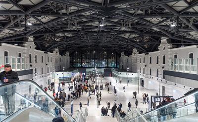 Tak Łódź cieszyła się z otwarcia nowego dworca