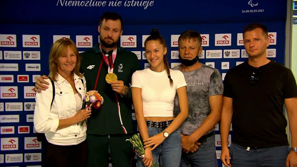 Polscy paraolimpijczycy triumfują w Tokio. Wpada im jeden złoty medal za drugim